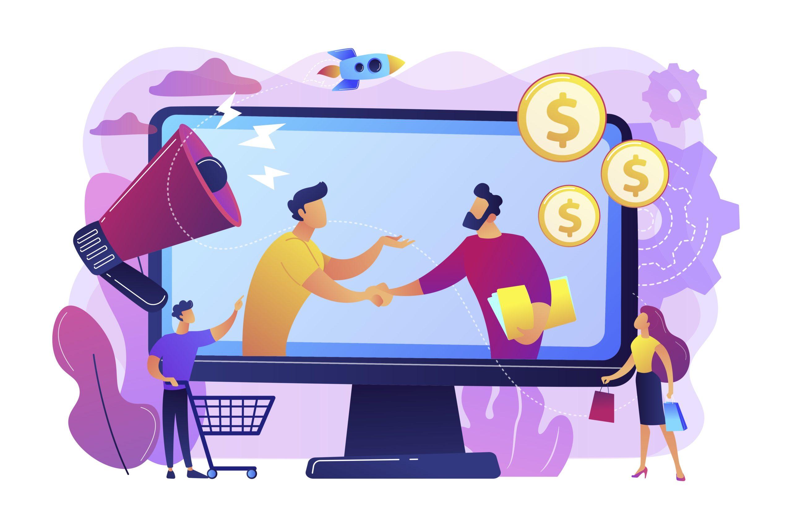 ブログで稼ぐ仕組みは2種類:広告と商品販売